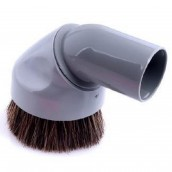32mm round brush with movable head