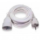 Extension cable 10/16A 3M white