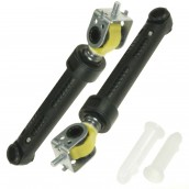 Pack of 2 shock absorbers