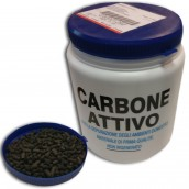 500g box of active carbon granules